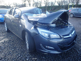 Opel Astra IV 2014 m. dalys