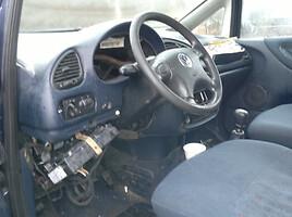 Volkswagen Sharan I 1.9tdi idiali 81kw 1999 m. dalys