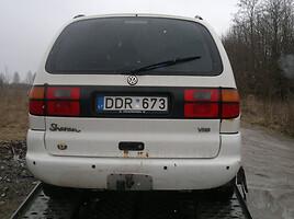Volkswagen Sharan I 2.8 automat idial 1998 m. dalys