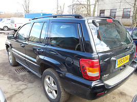 Jeep Grand Cherokee II, 2003m.