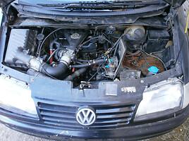 Volkswagen Sharan I, 1997y.