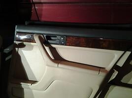 Bmw 735 E32 didysis lsd 1991 m. dalys