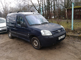 Peugeot Partner I 2003 y. parts