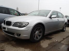 BMW 730 E65/66  Limuzinas
