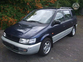 Mitsubishi Space Wagon