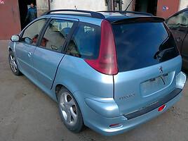 Peugeot 206 SW, 2003m.