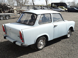 Trabant 601 Gasoline  1990 y. Sedan