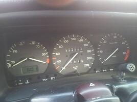 Volkswagen Passat B4 TDI 1994 m. dalys