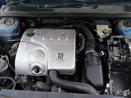 Peugeot 607, 2003m.