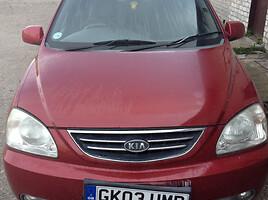 Kia Carens II  Van