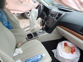 Subaru Outback IV 2013 m dalys