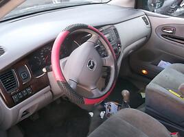 Mazda MPV, 2001m.