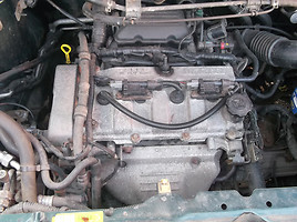 Mazda Mpv 2001 y. parts