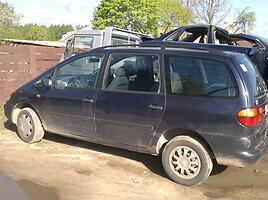 Volkswagen Sharan I 2.0 85 kw 1998 m. dalys