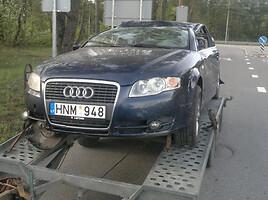 Audi A4 B7 2.5tdi balta oda eur Sedan