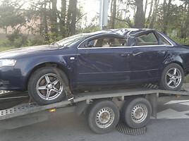 Audi A4 B7 2.5tdi balta oda eur 2007 y. parts