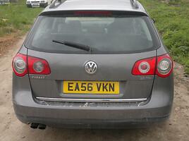 Volkswagen Passat B6 2.0 tdi 103kw 2007 m. dalys