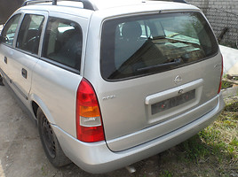 Opel Astra II Universalas 2000