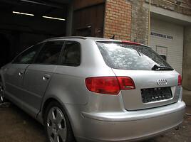 Audi A3 8P  Хэтчбек