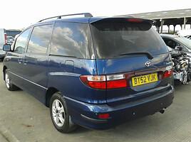 Toyota Previa 2004 m. dalys