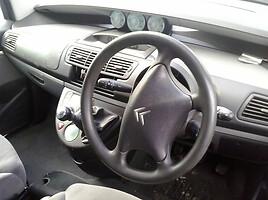 Citroen C8 2005 m. dalys