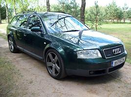Audi A6 C5 3 automobiliai