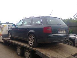 Audi A6 C5 cvatro oda 1999 m. dalys