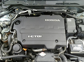 Honda Accord VII 2005 m. dalys