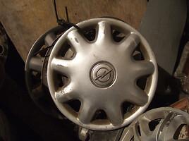 Opel  Ratų gaubtai R14