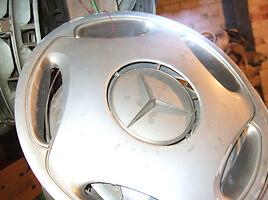Mercedes-Benz  Закругленность колеса R15