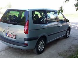 Peugeot 807 2004 y parts