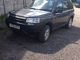 Land-Rover Freelander I 2001 m dalys