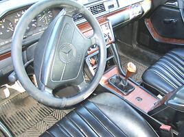 Mercedes-Benz 250 1992 m. dalys
