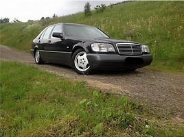 Mercedes-Benz S 420 W140 viskas yra 1993 m. dalys