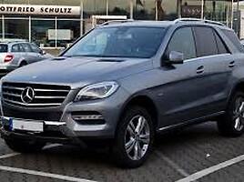Mercedes-Benz ML Klasė ML 166  Visureigis