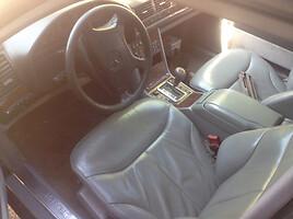 Mercedes-Benz S 600 viskas yra 1993 m dalys