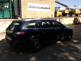Ford Mondeo MK4 2,0TDCI 103Kw 2010 y parts
