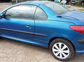 Peugeot 206 2003 m dalys