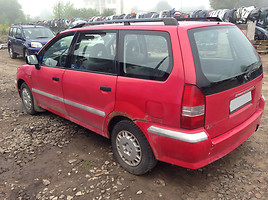 Mitsubishi Space Wagon Vienatūris 2001