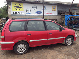 Mitsubishi Space Wagon 2001 y. parts