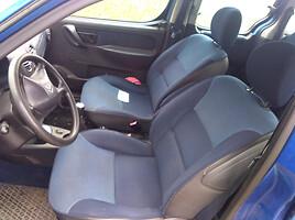 Peugeot Partner I iš vokietijos 2004 y. parts