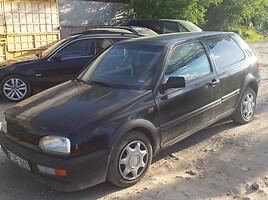 Volkswagen Golf III 1993 г. запчясти