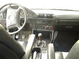 BMW 525 E34 tds Wagon