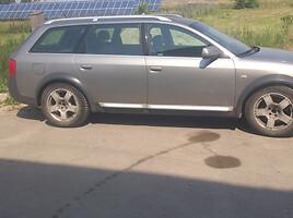 Audi A6 Allroad C5 biturbo 2002 m. dalys