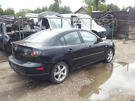 Mazda 3 I 2004 г. запчясти