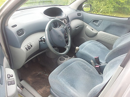 Toyota Yaris Verso 2001 y. parts