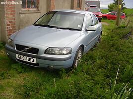 Volvo S60 I 2001 m dalys