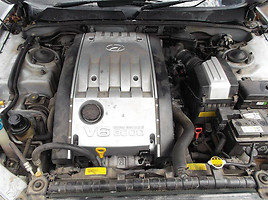 Hyundai Xg 30 2002 y. parts