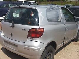 Toyota Yaris I 2004 m dalys