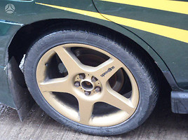 Subaru Impreza GC 2001 m dalys